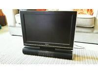 22 inch humax digital TV with DAB
