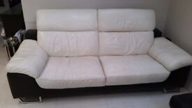 Leather sofas in excellent condition!!