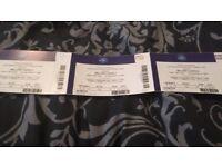 3 Tickets David Haye V Tony Bellew