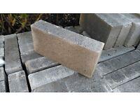 80 concrete blocks