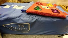 Graco Little Einstein Travel Cot