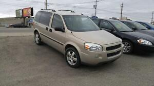 2007 Chevrolet Uplander LS | Only 110,000KM | Certified