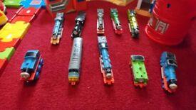 Thomas tank train
