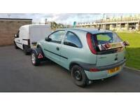 Corsa C 1.0 breaking for parts