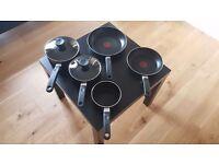 Tefal 5-piece Pan Set