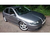 Seat Leon Cupra 20V 1.8T not type r civic gti fr