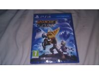 Ratchet And Clank PS4 Game Brand New Collect Only
