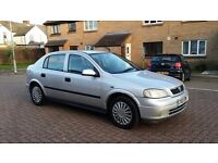 03 Astra 1.6 // MOT Sept 2017, FULL SH, TIMING BELT 21k ago, 2 owners//