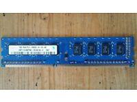 Hynix DDR3 ram 1GB 10600U - tested, works perfectly