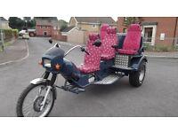 VW Trike 1600cc