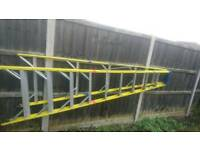Electrical 10 step ladders