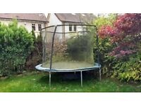 Free large trampoline available for pick up