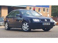 Volkswagen Bora 2.0 SE THIS WEEKS CHEAP RUN AROUND 2000 Saloon