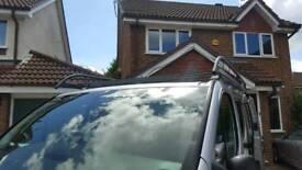 Renault traffic/ vivaro/primastar Short wheel Base.Genuine Roofrack collection only