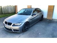 BMW 320D M SPORT GREY WRAP MATT SUPERB CONDITION