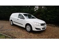 2007 57 PLATE VAUXHALL ASTRA CLUB CDTI VAN 1.7 DIESEL 6 SPEED AIR CON CLEAN VAN