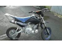 125 motocross pitbike