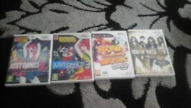 Wii music games