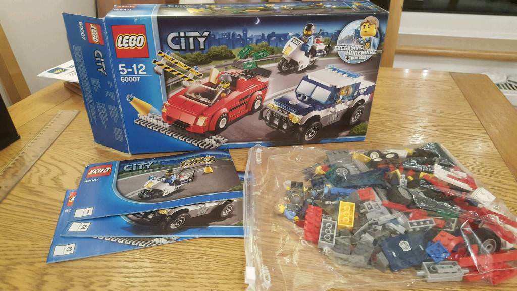 60007 lego city car chase | in Abbeydale, Gloucestershire | Gumtree