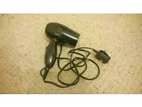 Hairdryer travel size