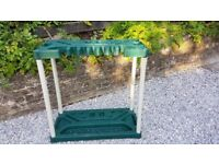 Garden Tool Storage Rack Holder
