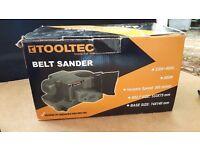 Tooltec belt sander 800w