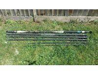 Shimano Beastmaster Margin 850 Pole - 8.5 metre margin carp pole