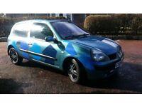 Renault Clio Diesel 60+mpg £20 tax