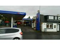 SHOP ATTACHED WITH PETROL STATION FOR LEASE LONG TERM( ONLY SHOP)