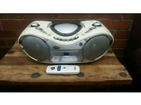 Goodmans , stereo cd player with remote
