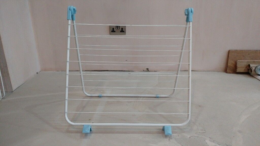 Over Bath Indoor Clothes Airer