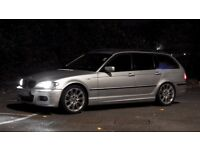 BMW 330d M Sport Touring Manual (E46)