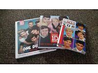1 direction books