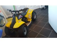 Suzuki lt50 yamaha pw80