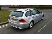 2006 BMW 320D MANUAL TURBO DIESEL TOURING STATE