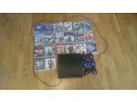 Ps3 20 epic games 3 game pads xl charging cable and hdmi cable
