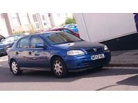 Vauxhall Astra 2002 automatic Bargain!