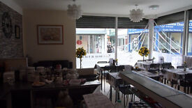 Cafe Business for sale in Ashton-under-lyne town centre!