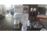 Philips Avent Breast Pump for sale