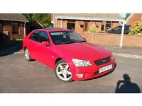 Lexus is200 lsd just fitted