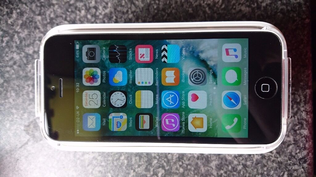 Apple iPhone 5c 8GB Sim Lock O2, giffgaffin Kirkcaldy, FifeGumtree - Iphone 5c 8GB Sim Lock O2, giffgaff Excellent condition like new, Full functional . Charger and box included. 1 Week warranty . Final price