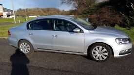 VW Passat, 55-72mpg,6 speed, £20 road tax, fully serviced,tax till Nov,mot till 15 Sept,startstop