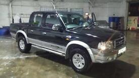 Ford Ranger 2004 12 months MOT Ful Service 105k