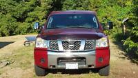 2004 Nissan Titan King Cab Pickup Truck