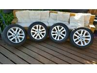 Name wheels and tyres