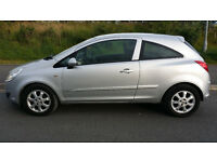 VAUXHALL CORSA CLUB 1.2 PETROL, IDEAL FIRST CAR,2007/07,AIR CON