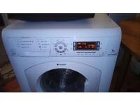 Hotpoint 9kg washing machine in good condition