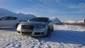 Audi a6 c6 for sale full year mot
