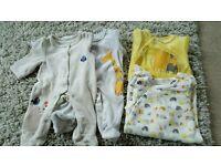 Vertabaudet sleepsuits newborn