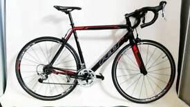REDUCED 9.7kg 58cm Felt F85 Road Racing Bike Tiagra Groupset Carbon Froks Black